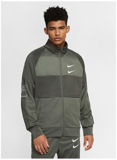 Nike Ceket Yeşil